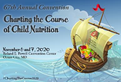 MdSNA Convention 2020 Logo